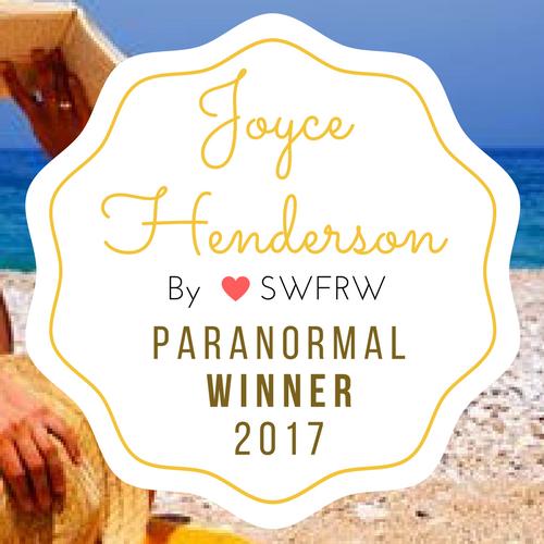 SWFRW Paranormal Winner 2017